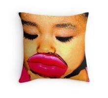 Botox Extreme Throw Pillow