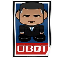 Renegade O'bamabot Toy Robot 1.1 Poster
