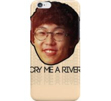 Imp - Cry Me a River (Best Quality ever) iPhone Case/Skin