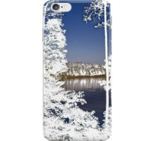White Pines  iPhone Case/Skin