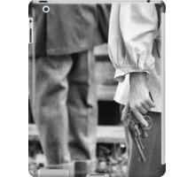 The Assassin  iPad Case/Skin