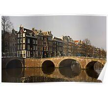 Amsterdam - Jordaan Neighborhood Poster