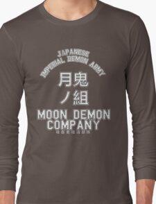Moon Demon Company (White) Long Sleeve T-Shirt