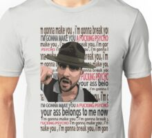 muse fucking psycho drill sergent Unisex T-Shirt