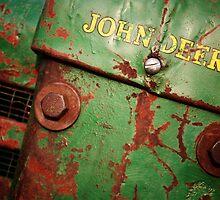 John Deere: Rusted  by Rachel Counts