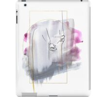 Lover's Touch iPad Case/Skin