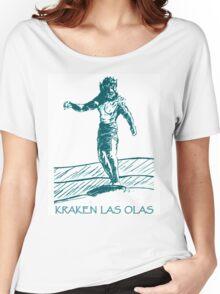 Kraken Las Olas Women's Relaxed Fit T-Shirt