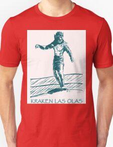 Kraken Las Olas Unisex T-Shirt