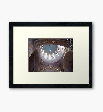 Splendor by natural light Framed Print