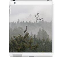Zen Heron iPad Case/Skin