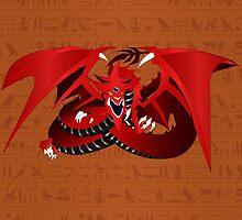 Slifer the Sky Dragon by Explicit Designs