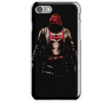 Red Hood iPhone Case/Skin