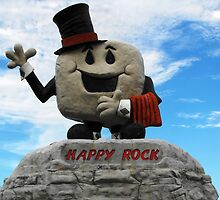 Happy Rock by Kayleigh Walmsley