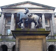 King Charles II, Edinburgh by Yonmei