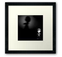 Pip Boy Framed Print