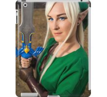 Hero of Time Cosplay Print iPad Case/Skin