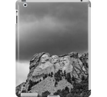 Mount Rushmore National Memorial .2 iPad Case/Skin