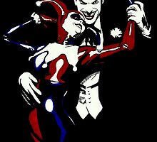 Alex Ross' Tango with Evil by livi910