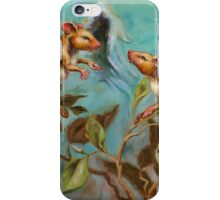 In the Beginning - Introductions iPhone Case/Skin