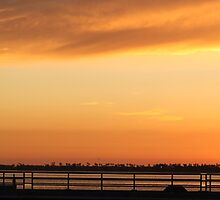 Chula Vista Sunset by Scatterdragon