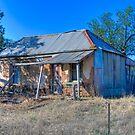 The Old Australian Farmhouse , Harden, NSW, Australia  (HDR) by Adrian Paul