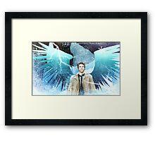 Frozen Castiel Framed Print