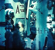 Metro 1 by Graffitinerd