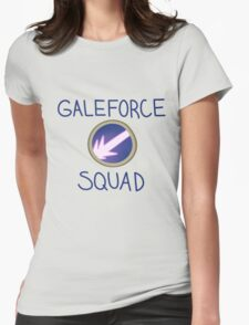 galeforce squad! Womens Fitted T-Shirt