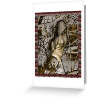of the Hunt Greeting Card