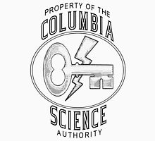 BioShock Infinite – Property of the Columbia Science Authority Unisex T-Shirt