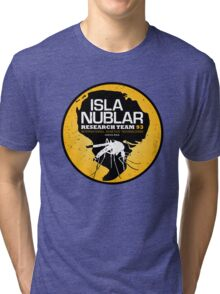 Isla Nublar Research Team Tri-blend T-Shirt