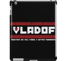 VLADOF iPad Case/Skin