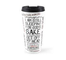 Morning spells Travel Mug