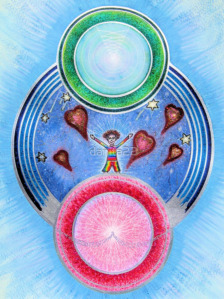 Child of the Universe by danita clark