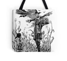 The Scarecrow of Oz Tote Bag