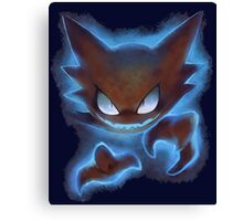 Pokemon Haunter Canvas Print