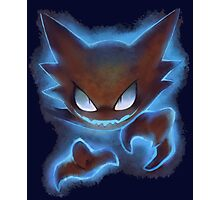 Pokemon Haunter Photographic Print