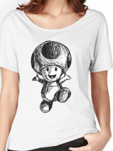 Toad Women's Relaxed Fit T-Shirt