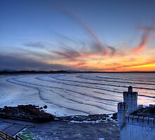 Enniscrone by GaussianBlur