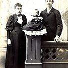 My Paternal Great-Grandparents   by Kent Burton