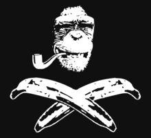 Monkey Roger pipe by Stephen Hoper