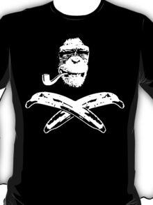 Monkey Roger pipe T-Shirt