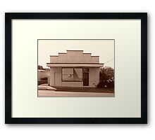 No. 2 Framed Print