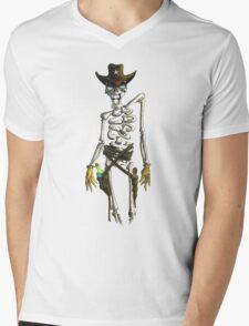 Sherrif Rusty Mens V-Neck T-Shirt