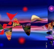 Intersecting and complementary realities by Vasile Stan