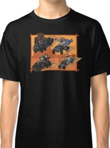 Mario Kart: fury road  Classic T-Shirt