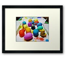 Another Eminently Successful Easter Eve! Framed Print