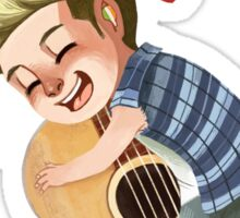 Niall LOVE Sticker