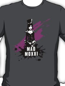 Mad Moxxi (Grey) T-Shirt