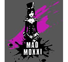 Mad Moxxi (Colored BG) Photographic Print